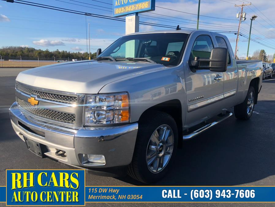 Used 2012 Chevrolet Silverado 1500 in Merrimack, New Hampshire | RH Cars LLC. Merrimack, New Hampshire