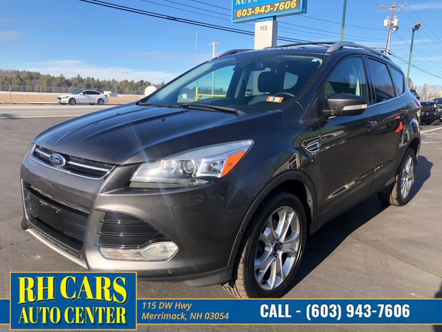 Used 2016 Ford Escape in Merrimack, New Hampshire | RH Cars LLC. Merrimack, New Hampshire
