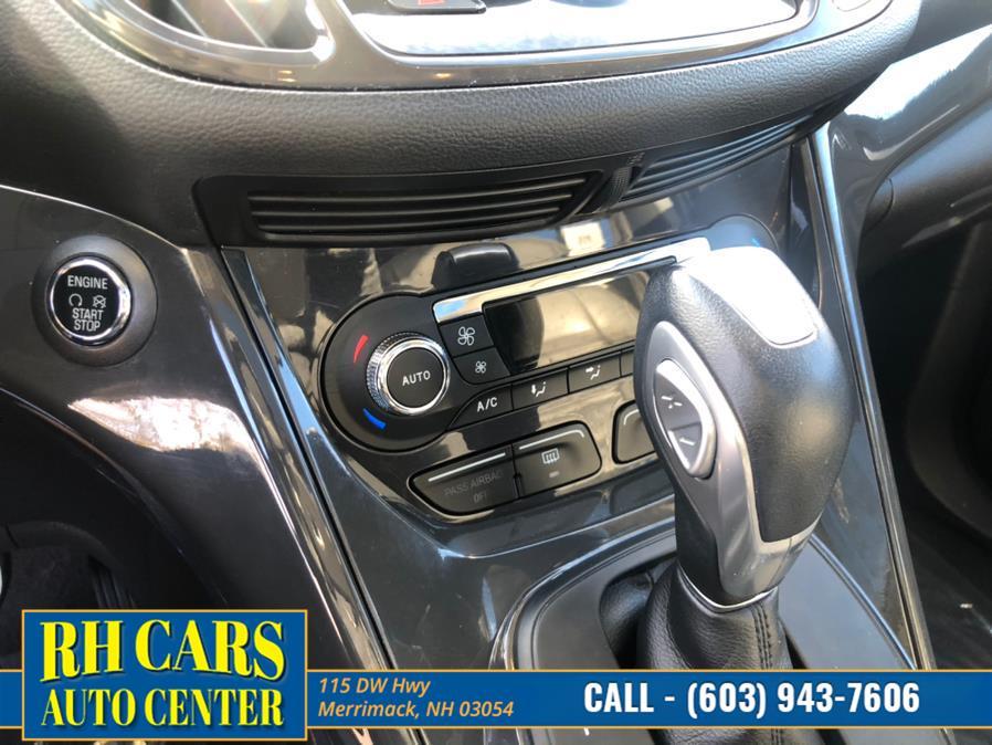Used Ford Escape Titanium 4WD 2016 | RH Cars LLC. Merrimack, New Hampshire