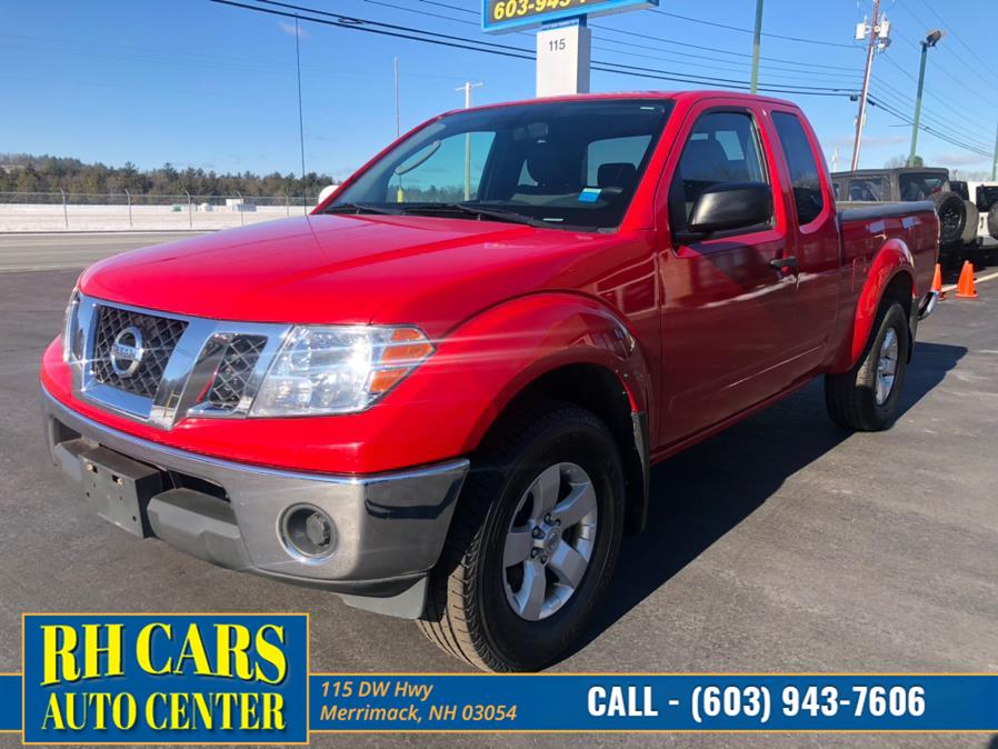 Used Nissan Frontier King Cab SE 4WD 2010   RH Cars LLC. Merrimack, New Hampshire