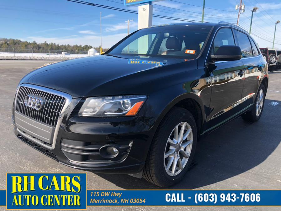 Used 2012 Audi Q5 in Merrimack, New Hampshire | RH Cars LLC. Merrimack, New Hampshire