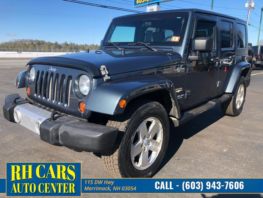 Used 2008 Jeep Wrangler in Merrimack, New Hampshire | RH Cars LLC. Merrimack, New Hampshire