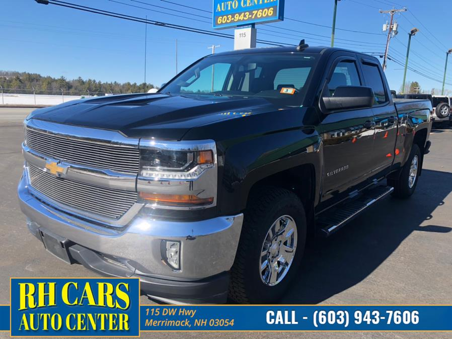 Used 2017 Chevrolet Silverado 1500 in Merrimack, New Hampshire | RH Cars LLC. Merrimack, New Hampshire
