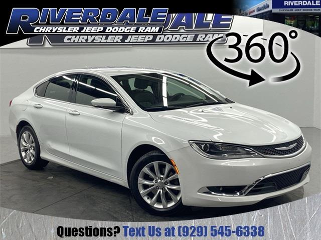 Used 2015 Chrysler 200 in Bronx, New York | Eastchester Motor Cars. Bronx, New York