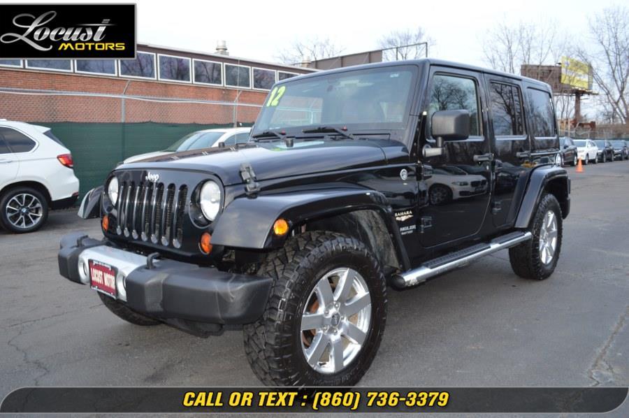 Used 2012 Jeep Wrangler Unlimited in Hartford, Connecticut | Locust Motors LLC. Hartford, Connecticut