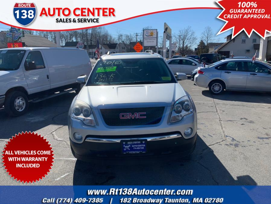 Used 2010 GMC Acadia in Taunton, Massachusetts | Rt 138 Auto Center Inc . Taunton, Massachusetts