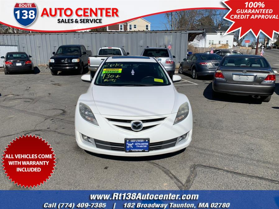 Used 2010 Mazda Mazda6 in Taunton, Massachusetts | Rt 138 Auto Center Inc . Taunton, Massachusetts