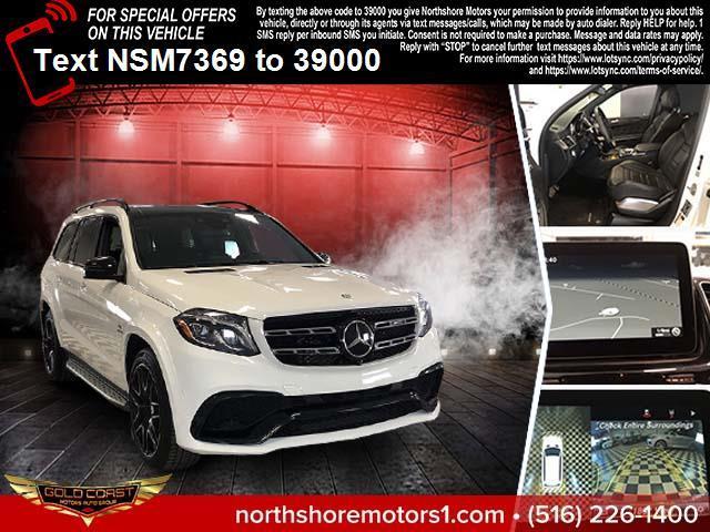 Used Mercedes-Benz GLS AMG GLS 63 4MATIC SUV 2017 | Northshore Motors. Syosset , New York