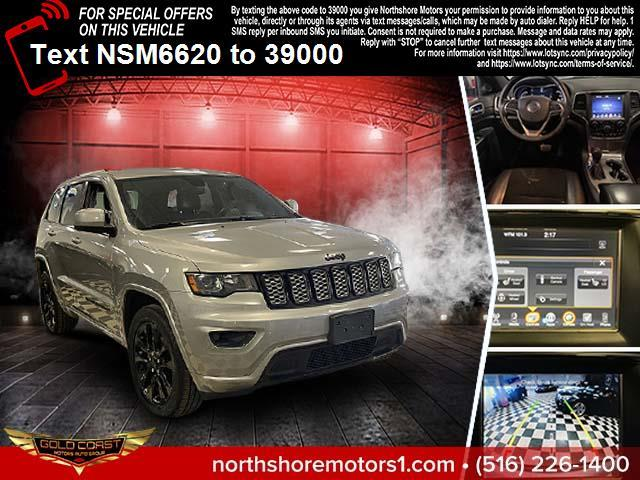 Used Jeep Grand Cherokee Altitude 4x4 *Ltd Avail* 2017 | Sunrise Auto Outlet. Amityville, New York