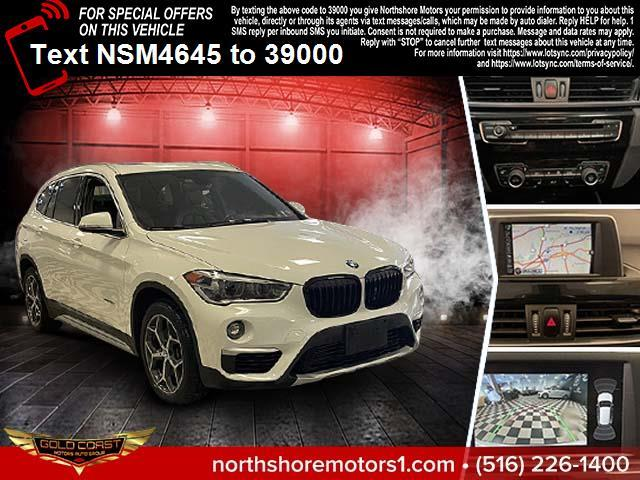Used BMW X1 xDrive28i Sports Activity Vehicle 2017   Northshore Motors. Syosset , New York