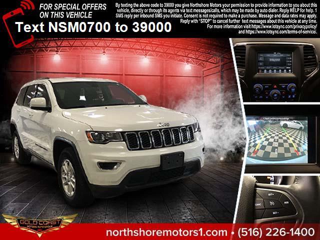 Used Jeep Grand Cherokee Laredo 4x4 2018   Sunrise Auto Outlet. Amityville, New York