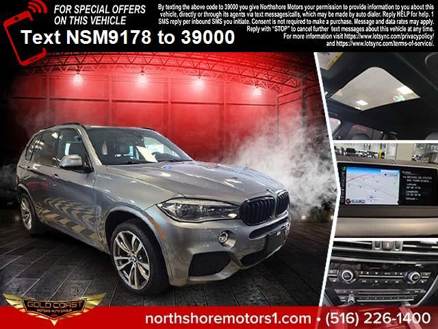 Used BMW X5 AWD 4dr xDrive35i 2015 | Northshore Motors. Syosset , New York