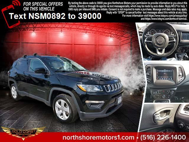Used Jeep Compass Latitude 4x4 2018 | Sunrise Auto Outlet. Amityville, New York