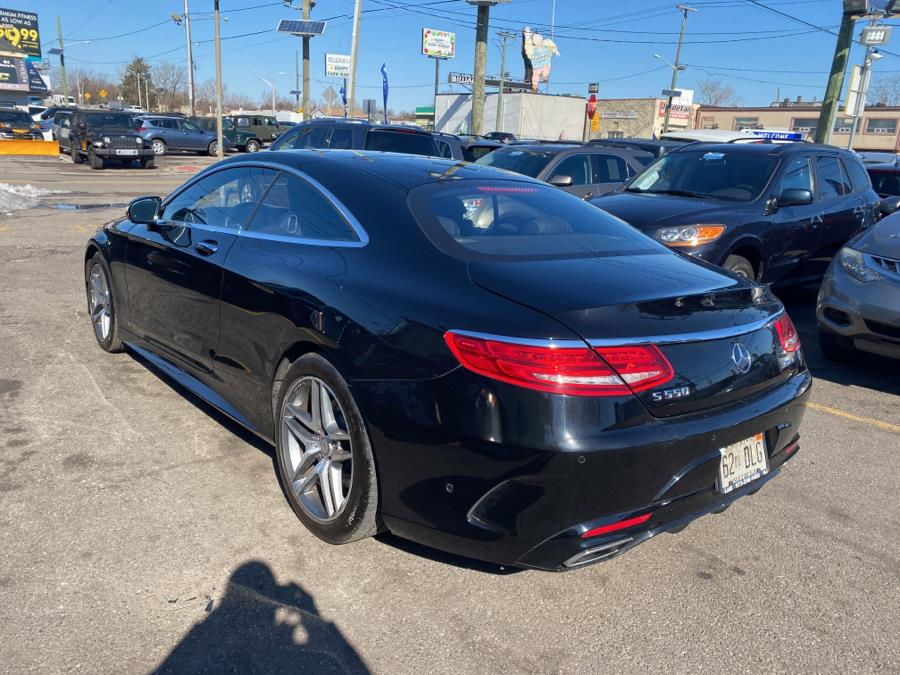 Used Mercedes-Benz S-Class 2dr Cpe S 550 4MATIC 2015   Route 46 Auto Sales Inc. Lodi, New Jersey