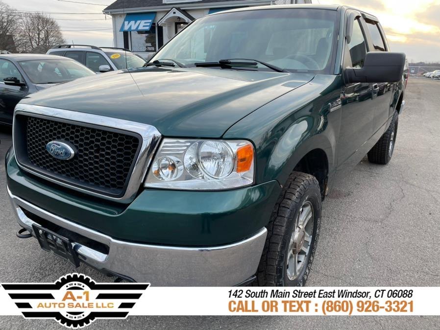Used 2008 Ford F-150 in East Windsor, Connecticut | A1 Auto Sale LLC. East Windsor, Connecticut