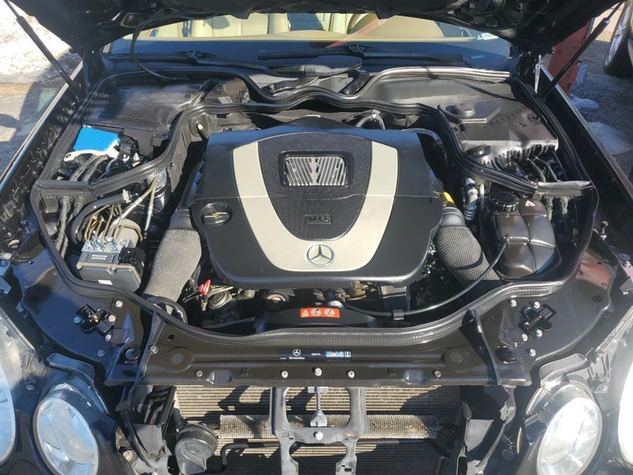 Used Mercedes-Benz E-Class 4dr Sdn Sport 3.5L 4MATIC 2008 | Absolute Motors Inc. Springfield, Massachusetts