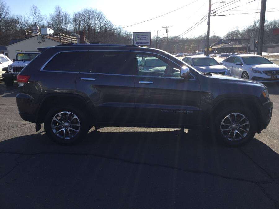Used Jeep Grand Cherokee 4WD 4dr Limited 2014 | L&S Automotive LLC. Plantsville, Connecticut