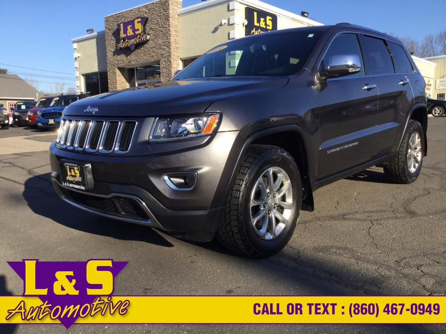 Used 2014 Jeep Grand Cherokee in Plantsville, Connecticut | L&S Automotive LLC. Plantsville, Connecticut