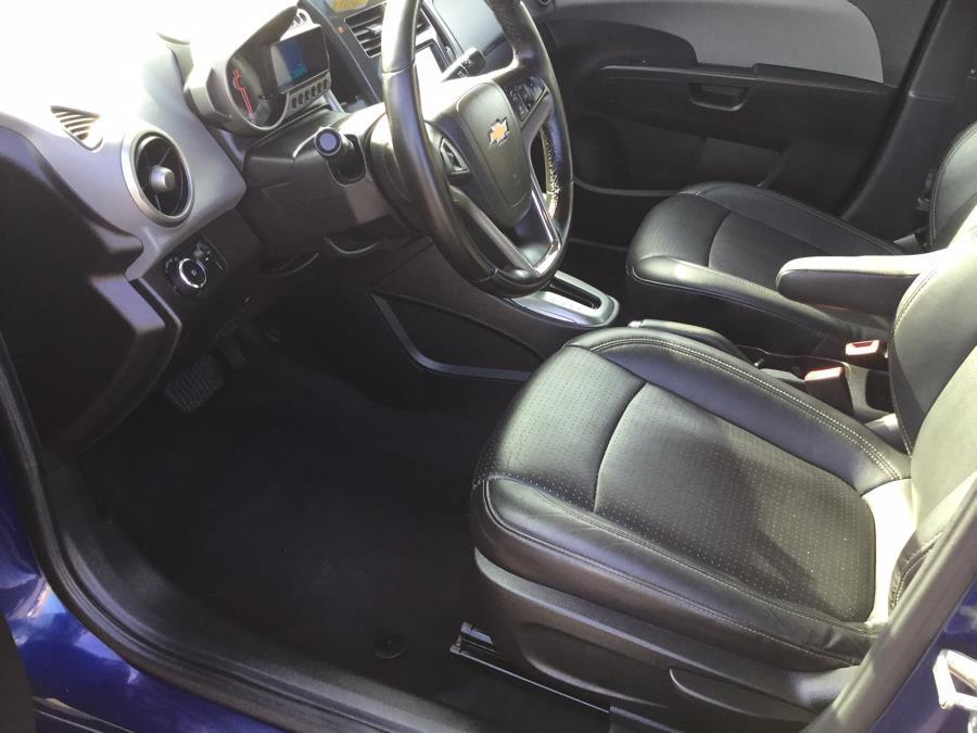 Used Chevrolet Sonic 4dr Sdn Auto LTZ 2014 | L&S Automotive LLC. Plantsville, Connecticut