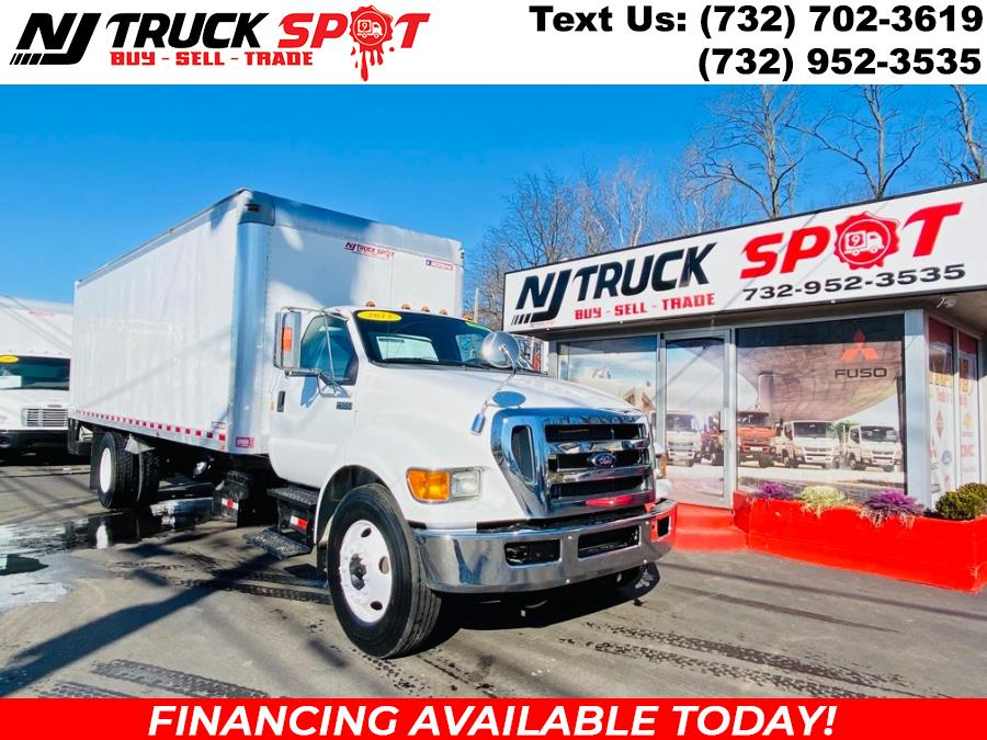 Used 2015 Ford Super Duty F-650 Straight Frame in South Amboy, New Jersey   NJ Truck Spot. South Amboy, New Jersey