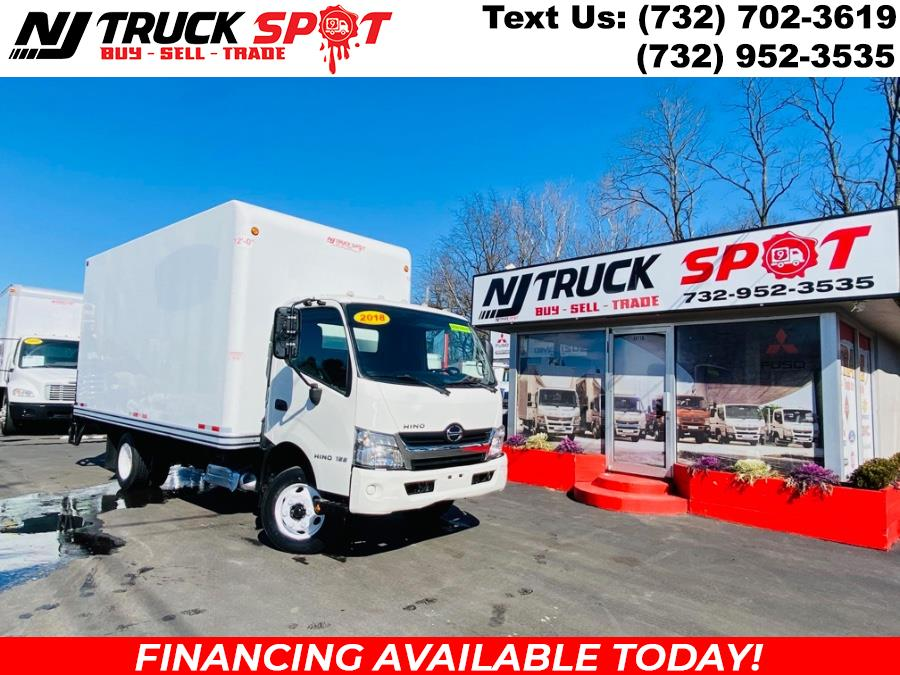 Used 2017 HINO 155 in South Amboy, New Jersey | NJ Truck Spot. South Amboy, New Jersey