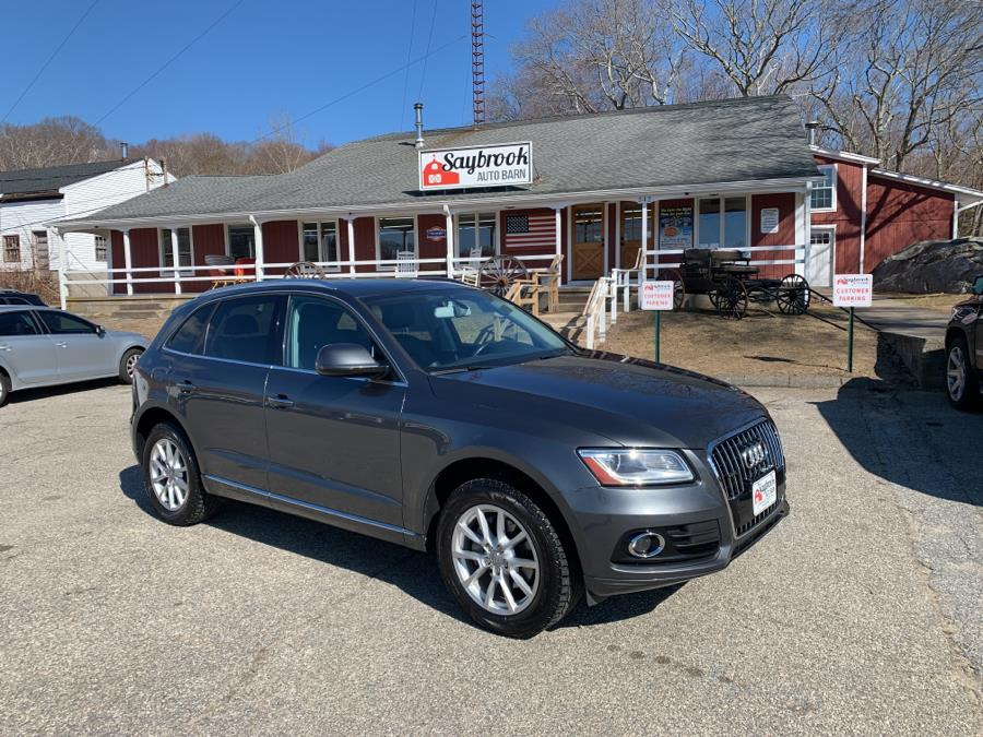 Used 2015 Audi Q5 in Old Saybrook, Connecticut | Saybrook Auto Barn. Old Saybrook, Connecticut