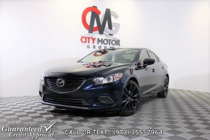 Used 2016 Mazda Mazda6 in Haskell, New Jersey | City Motor Group Inc.. Haskell, New Jersey