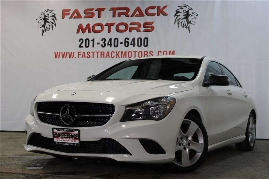 Used 2016 Mercedes-benz Cla in Paterson, New Jersey | Fast Track Motors. Paterson, New Jersey