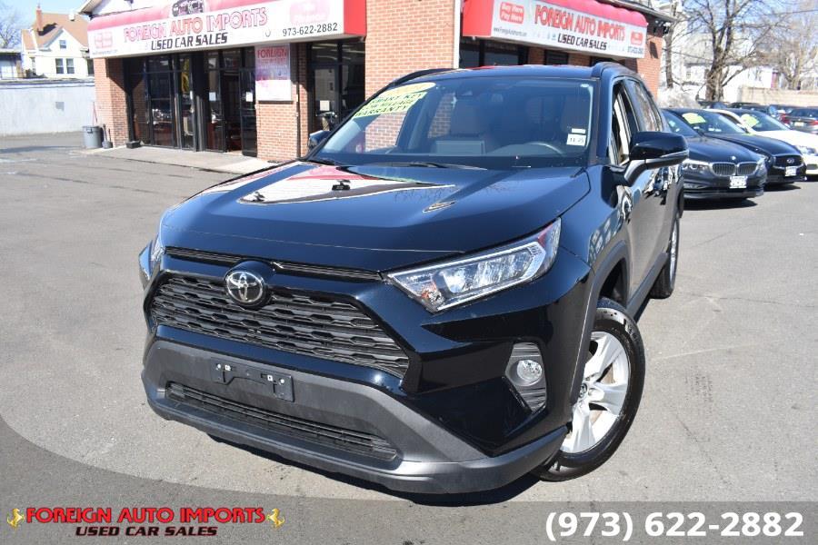 Used 2021 Toyota RAV4 in Irvington, New Jersey | Foreign Auto Imports. Irvington, New Jersey