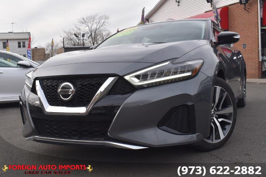 Used 2020 Nissan Maxima in Irvington, New Jersey | Foreign Auto Imports. Irvington, New Jersey
