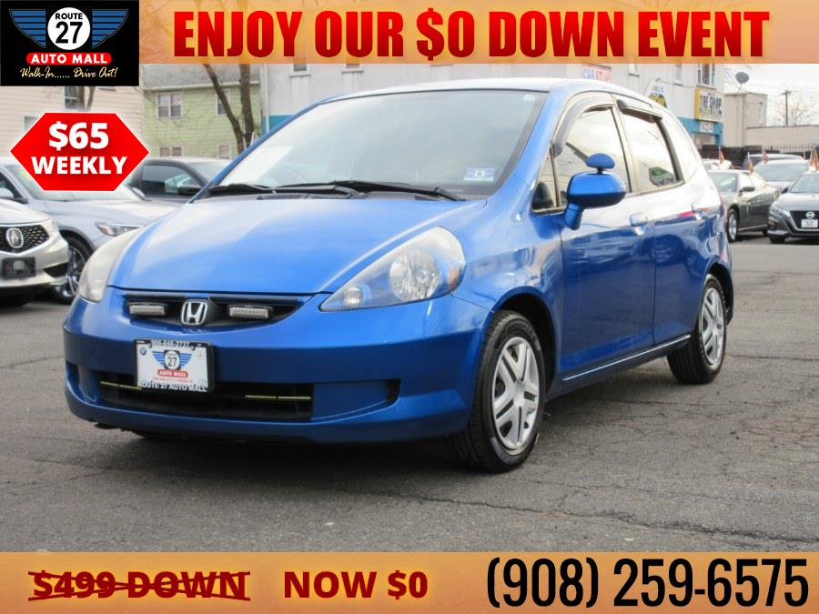 Used 2008 Honda Fit in Linden, New Jersey | Route 27 Auto Mall. Linden, New Jersey