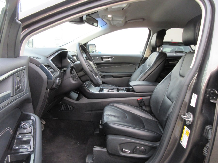 Used Ford Edge Titanium FWD 2019 | Route 27 Auto Mall. Linden, New Jersey