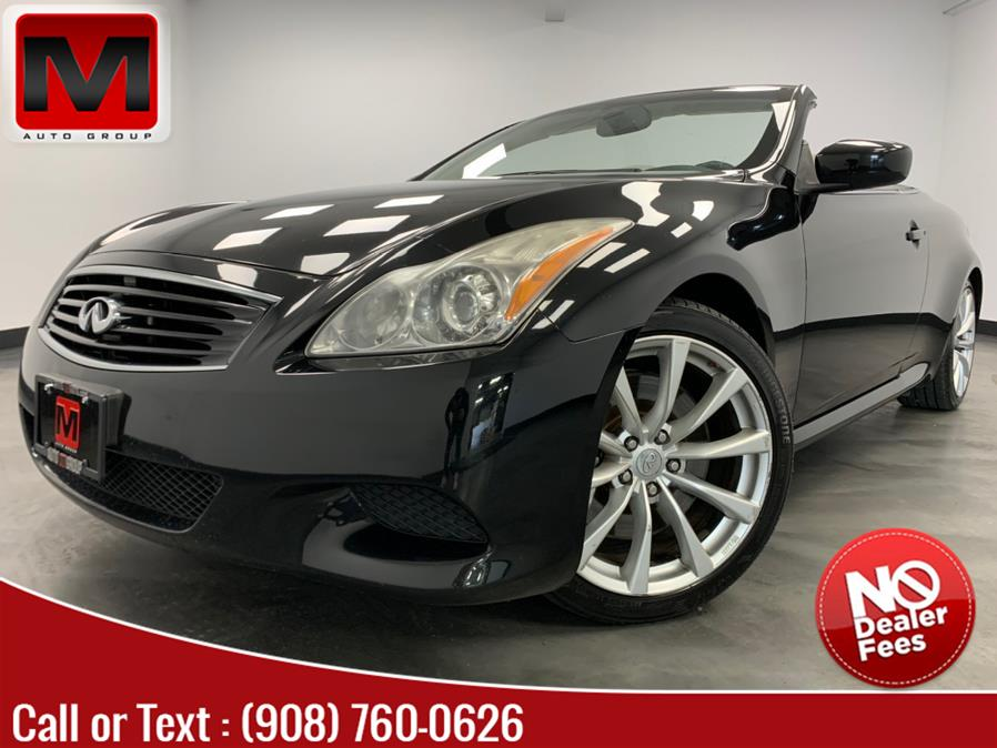 Used 2010 Infiniti G37 Convertible in Elizabeth, New Jersey | M Auto Group. Elizabeth, New Jersey
