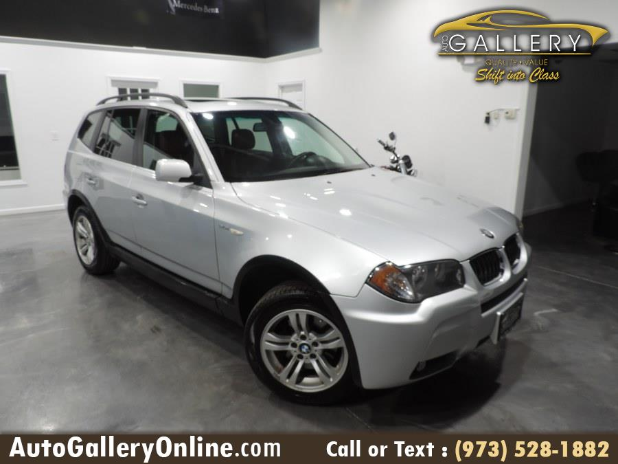 Used 2006 BMW X3 in Lodi, New Jersey | Auto Gallery. Lodi, New Jersey