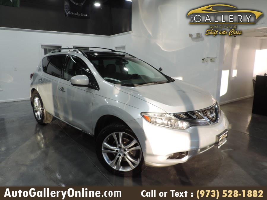 Used 2012 Nissan Murano in Lodi, New Jersey | Auto Gallery. Lodi, New Jersey