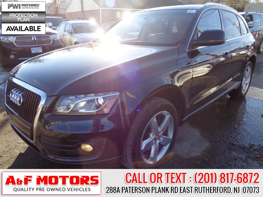 Used 2009 Audi Q5 in East Rutherford, New Jersey | A&F Motors LLC. East Rutherford, New Jersey