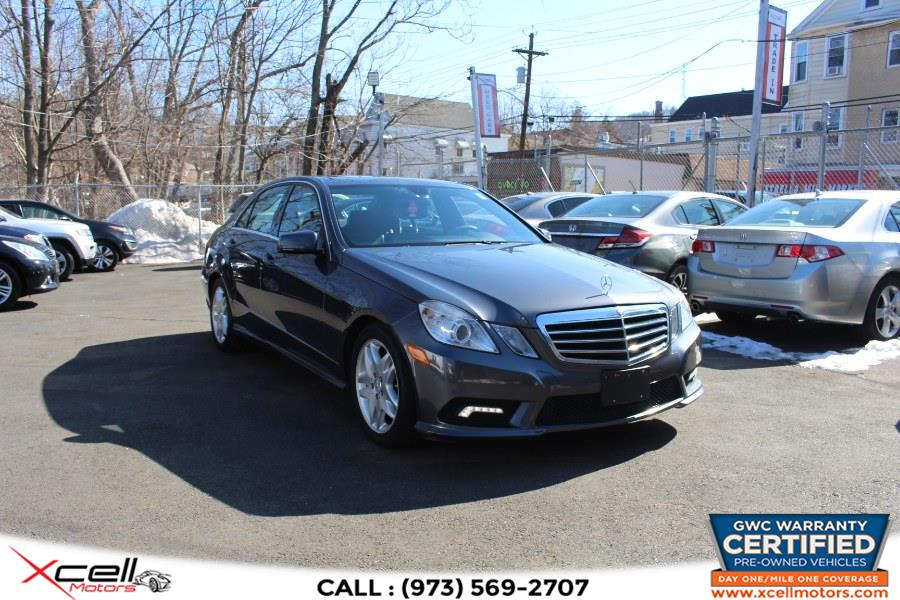Used 2011 Mercedes-Benz E-Class in Paterson, New Jersey | Xcell Motors LLC. Paterson, New Jersey