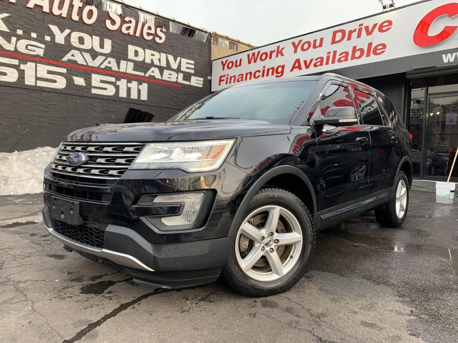 Used 2016 Ford Explorer in Bronx, New York | Champion Auto Sales Of The Bronx. Bronx, New York