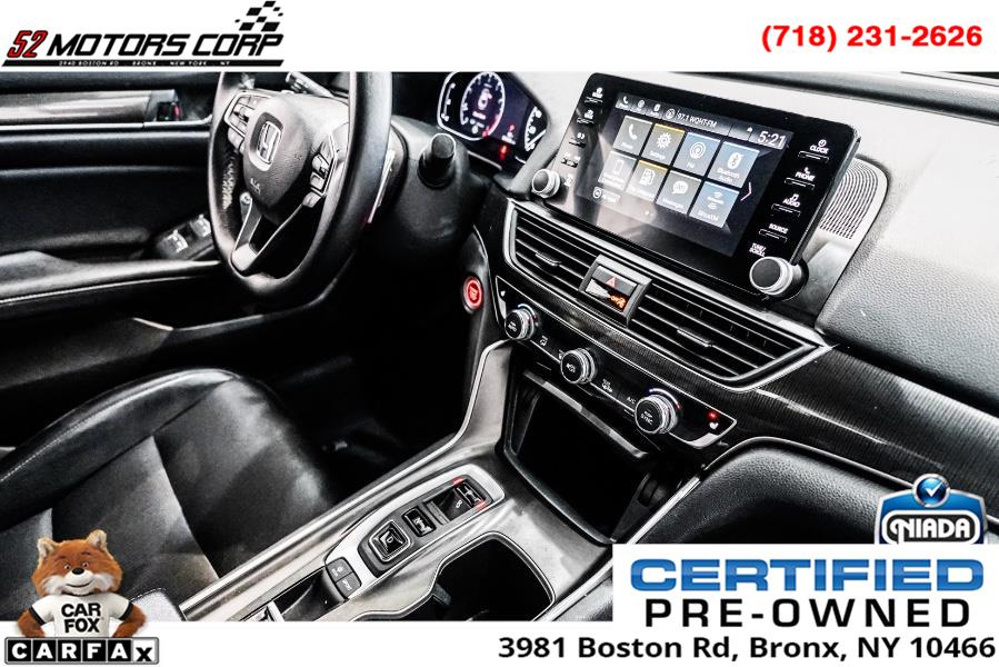 Used Honda Accord Sedan Sport 2.0T Auto 2018 | 52Motors Corp. Woodside, New York