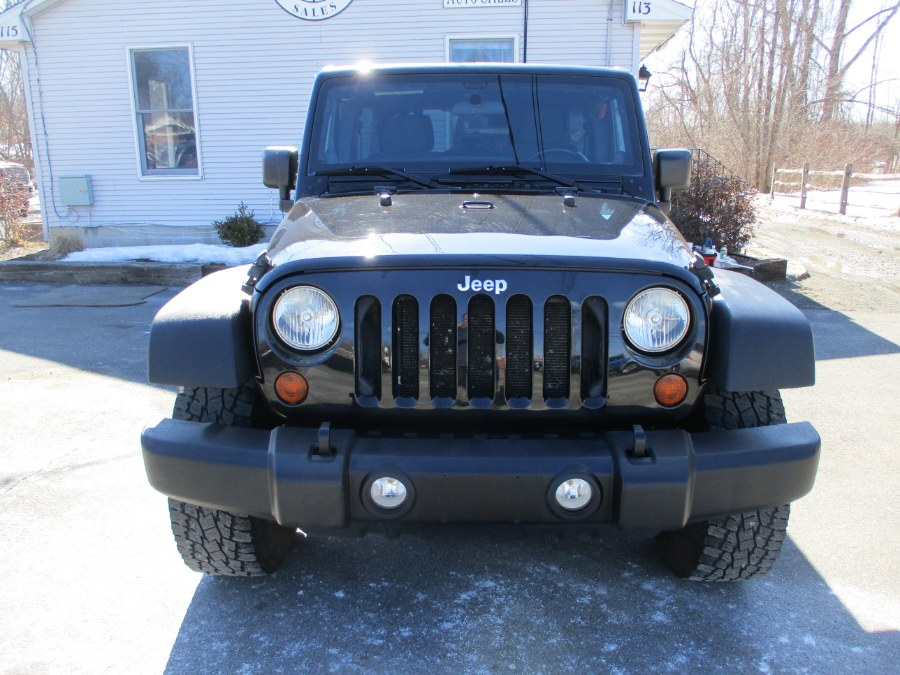 Used Jeep Wrangler Unlimited 4WD 4dr Sport 2011 | Suffield Auto Sales. Suffield, Connecticut