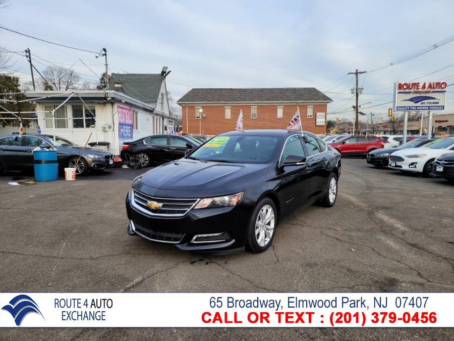 Used Chevrolet Impala 4dr Sdn LT w/1LT 2019 | Route 4 Auto Exchange. Elmwood Park, New Jersey