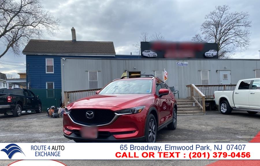 Used Mazda CX-5 Grand Touring AWD 2017 | Route 4 Auto Exchange. Elmwood Park, New Jersey