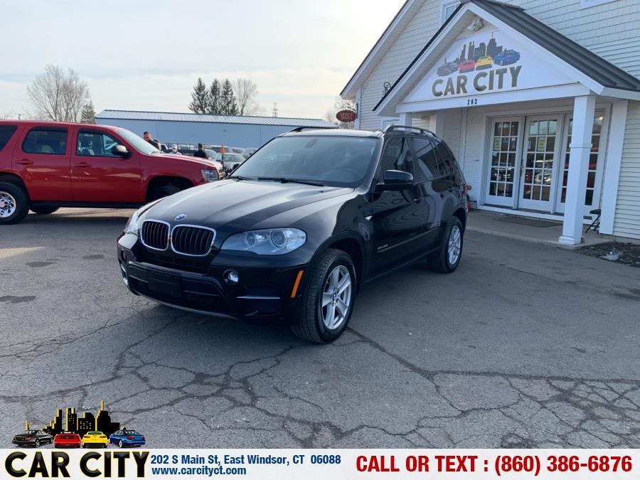 Used BMW X5 AWD 4dr xDrive35i Sport Activity 2013 | Car City LLC. East Windsor, Connecticut