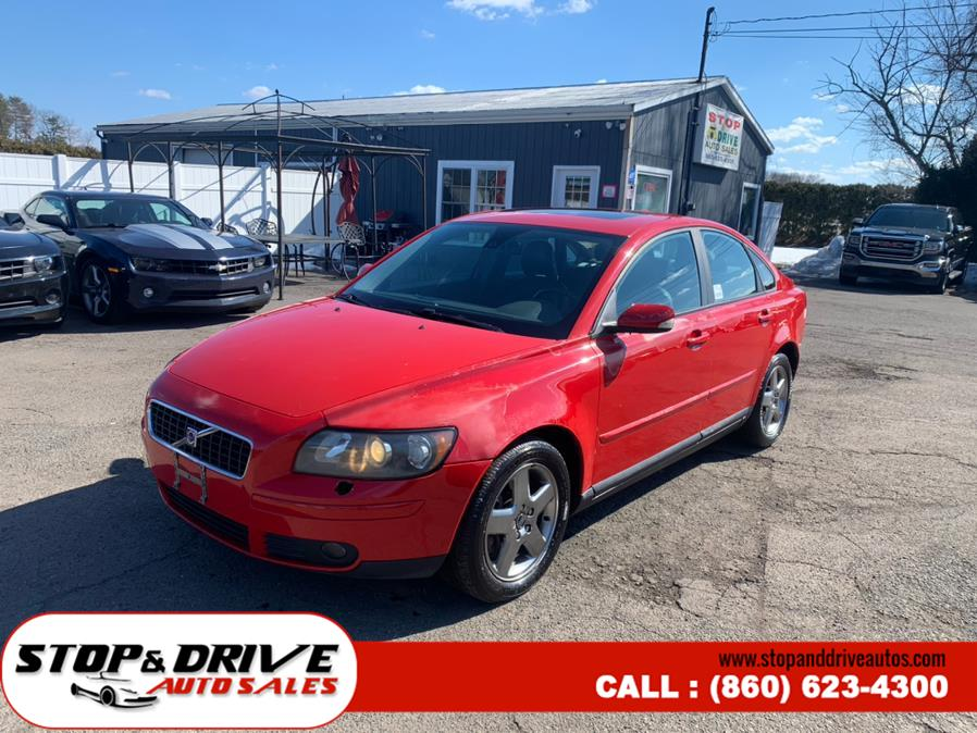 Used 2006 Volvo S40 in East Windsor, Connecticut | Stop & Drive Auto Sales. East Windsor, Connecticut