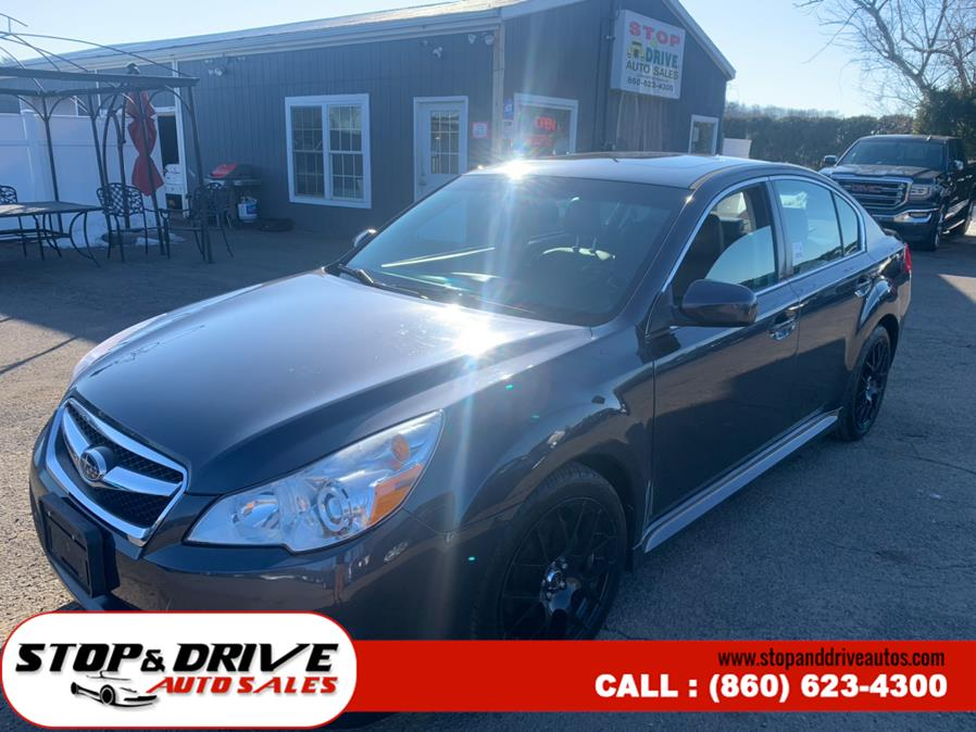 Used 2011 Subaru Legacy in East Windsor, Connecticut | Stop & Drive Auto Sales. East Windsor, Connecticut