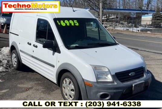 Used 2012 Ford Transit Connect in Danbury , Connecticut | Techno Motors . Danbury , Connecticut