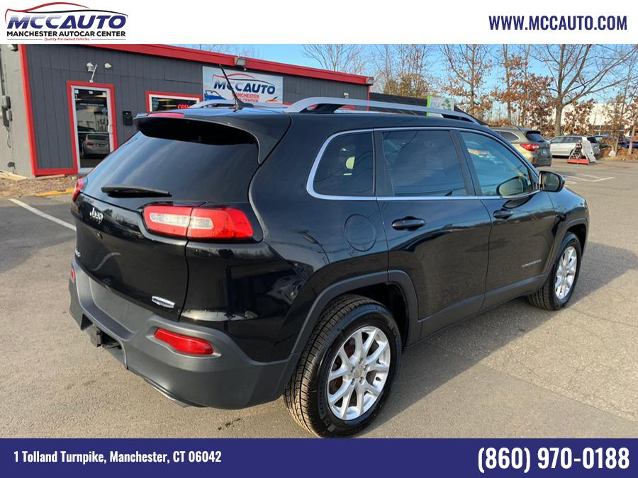 Used Jeep Cherokee 4WD 4dr Latitude 2015   Manchester Autocar Center. Manchester, Connecticut