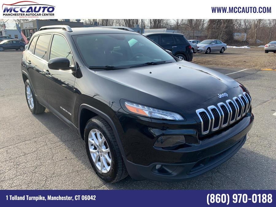 Used 2015 Jeep Cherokee in Manchester, Connecticut | Manchester Autocar Center. Manchester, Connecticut