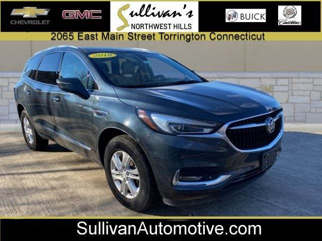 Used 2018 Buick Enclave in Avon, Connecticut | Sullivan Automotive Group. Avon, Connecticut