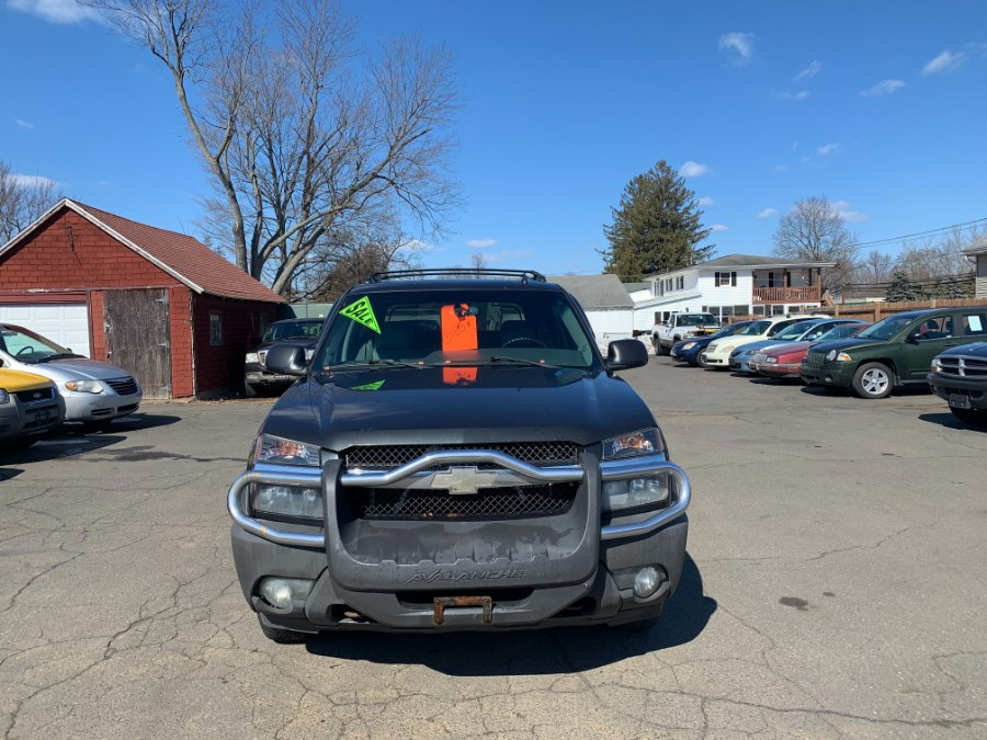 "Used Chevrolet Avalanche 1500 5dr Crew Cab 130"" WB 4WD LT 2006 